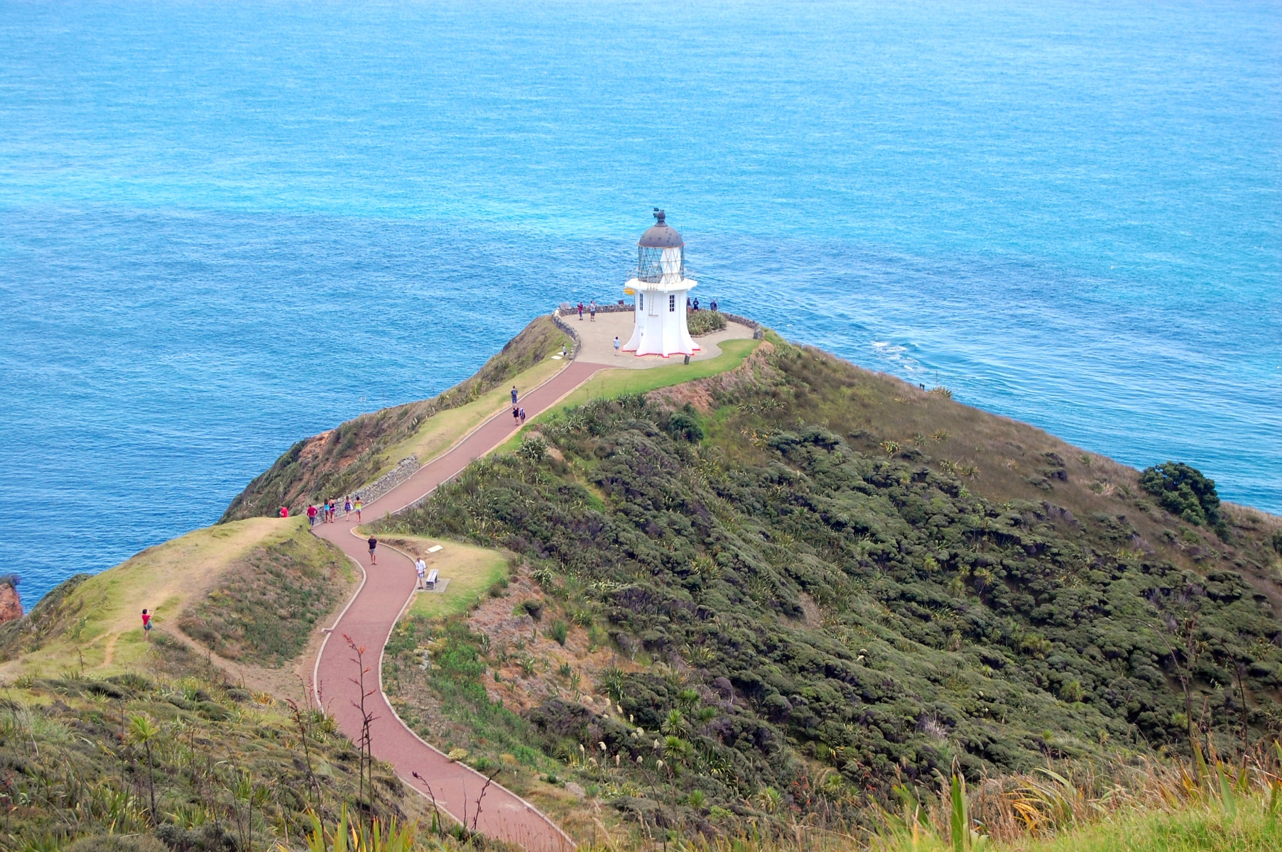 nya zeeland turistinformation